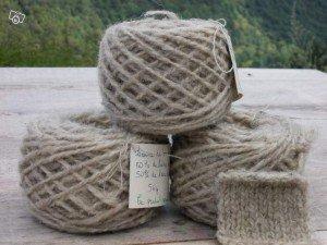 laine filée